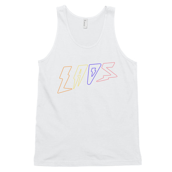 Laos Bolt Outline Tank Top