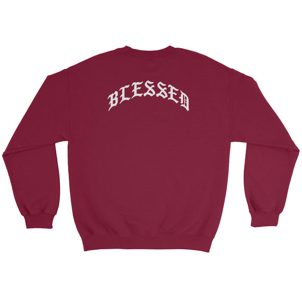 Blessed Golden Buddha Sweatshirt