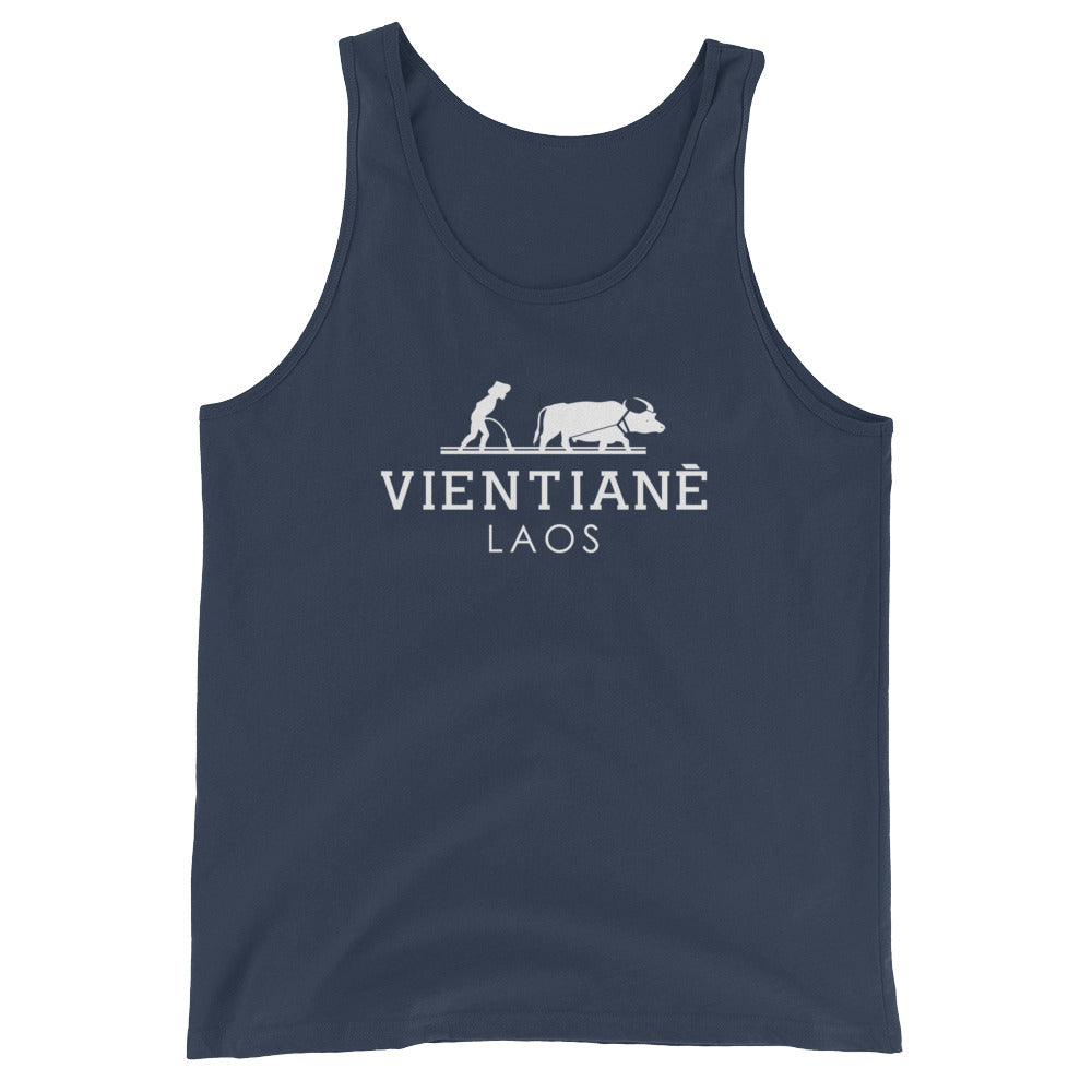 Vientiane Water Buffalo  Tank Top