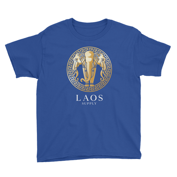 Laos Supply Elephant Youth T-Shirt