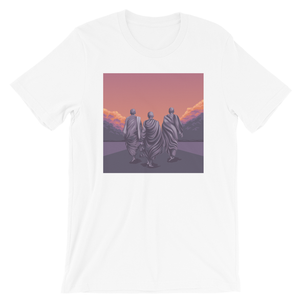 Monk March 3 T-Shirt