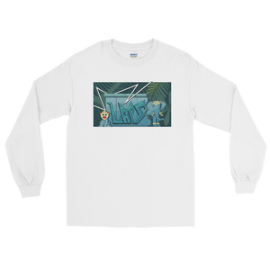 Wall Art Long Sleeve T-Shirt
