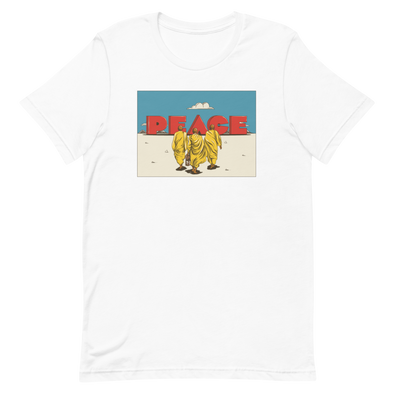 Monk March for Peace T-Shirt