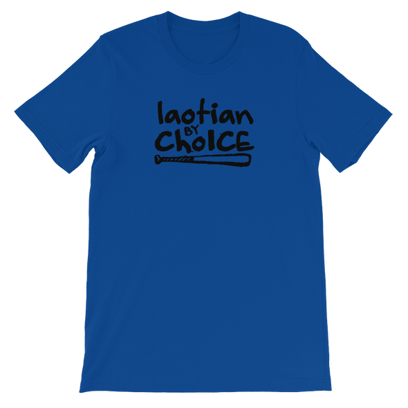 Laotian By Choice Bat T-Shirt