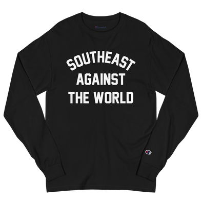 Southeast Against The World Men's Champion Long Sleeve Shirt