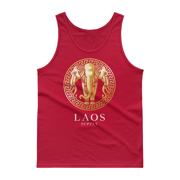 Laos Supply Elephant Tank top