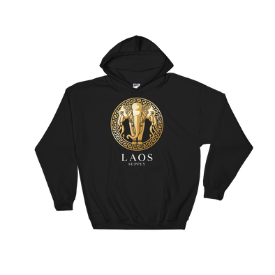 Laos Supply Elephant Hoodie