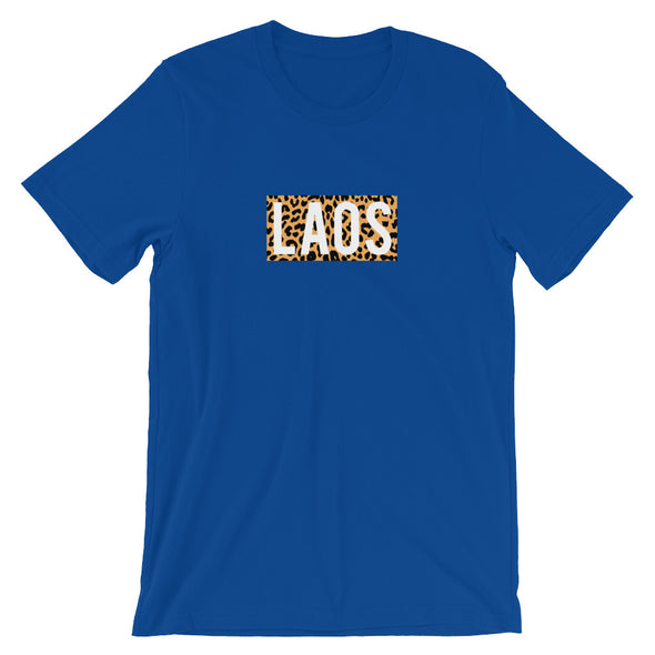 Laos Big Box Cheetah T-Shirt
