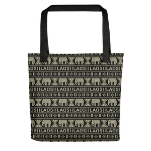 Elephant All-Over Tote bag