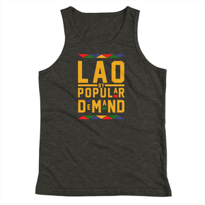 Laos By Popular Demand Kids Tank Top