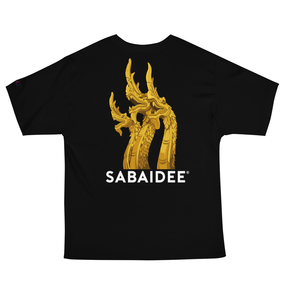 Sabaidee Three Naga Men's Champion T-Shirt