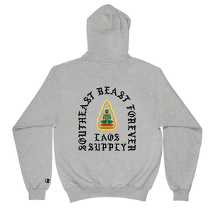 Laos Supply Blessed Champion Hoodie