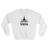 Laos Temple Stripes Sweatshirt