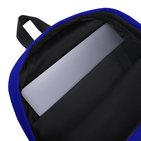 Laos Supply Blue Backpack