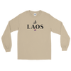 Laos Polo Logo Long Sleeve T-Shirt