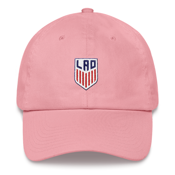 Lao Stripe Seal Dad hat