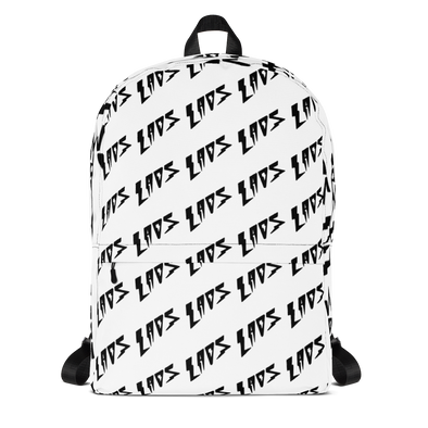 Laos Lightning Bolt All-Over Backpack
