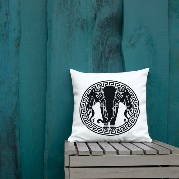 Golden Elephant Premium Pillow
