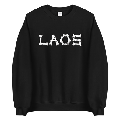 Laos Bone Logo Sweatshirt