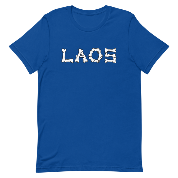 Laos Bone Logo T-Shirt