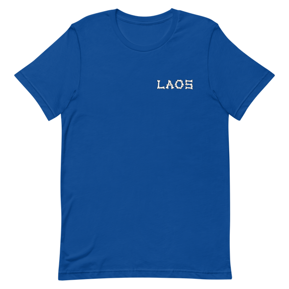 Laos Bone Logo Pocket Hit T-Shirt
