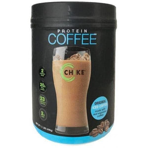 شيك قهوة بروتين Original Chike Iced Coffee 498 G-الغذاء الحيوي