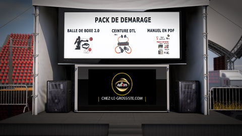 Pack de démarage : Shadow-boxing