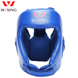 casque de boxe de competition