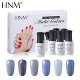 lot vernis semi permanent gris