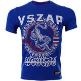 Maillot Boxe Thai / T-Shirt respirant : Eye of the Tiger