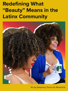 On Deconstructing & Unlearning Anti-Blackness in the Latinx Community