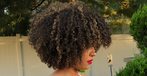 6 Simple Steps for Washing Curly Kinky Hair