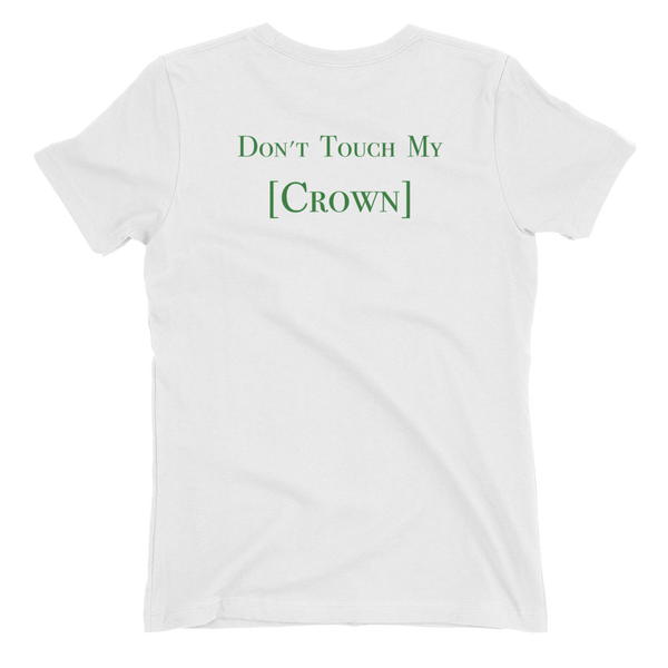 Don't Touch My Crown Short-Sleeve Tee