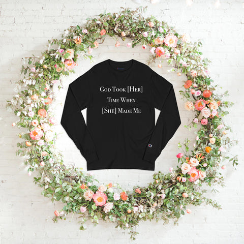 Mother Nature Long-Sleeve Tee