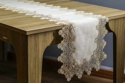 Sophia Table Runner | 16x72 inches