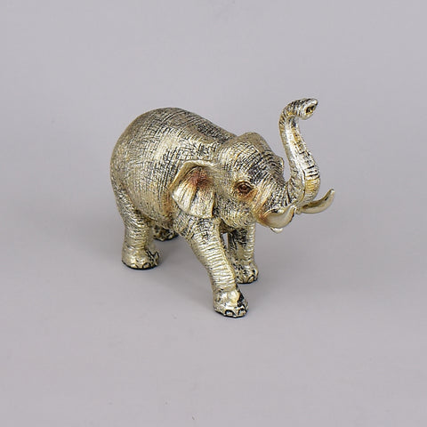 Small Elephant Resin Home Decoration