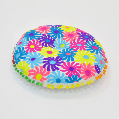 Multicolor Floral Cushion  | 40 x 40 cm
