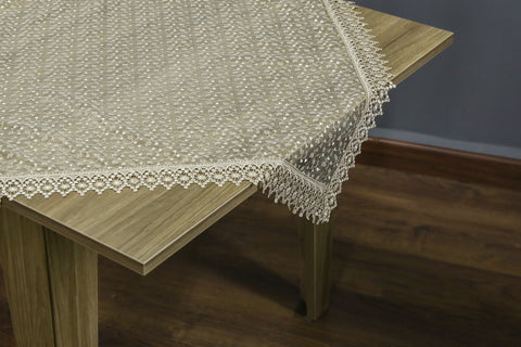 Lola Square Table Topper | 36 inches