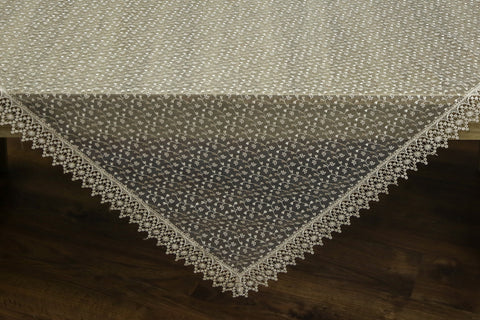 Lola Square Table Topper | 54 inches