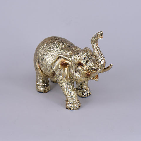 Large Elephant Resin Home Decoration