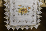 Sunflower Table Runner | 16x72 inches
