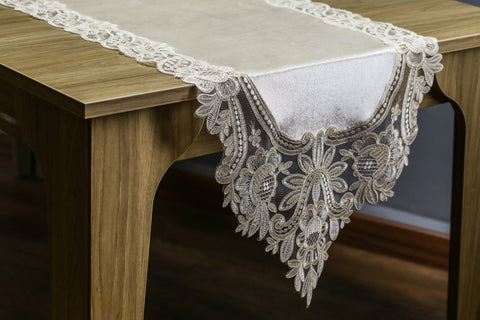 Isabelle Table Runner | 20x72 inches