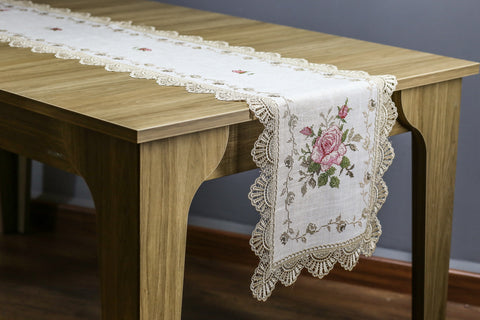 Fiona Table Runner | 16x72 Inches