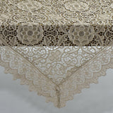 Thalia Square Table Topper | 54 inches