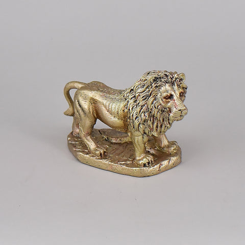 Lion Resin Home Decoration