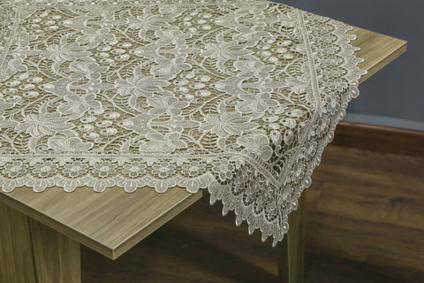 Ivy Square Table Topper | 36 inches