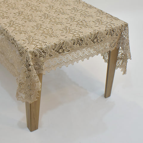 Ivy Dining Table Topper | 72x108 inches
