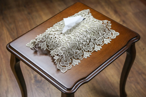 Grappa Tissue Box Cover