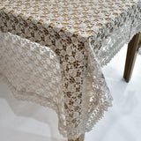 Rosa Dining Table Topper | 72x90 inches