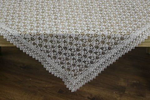 Rosa Square Table Topper | 54 inches